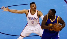 Draymond Green Called Russell Westbrook a P*ssy During Game