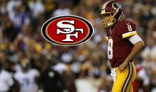 Report: Kirk Cousins Would Only Accept Trade To 49ers