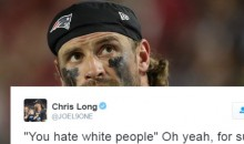 Chris Long Rants at People Criticizing Him For Not Visiting The White House