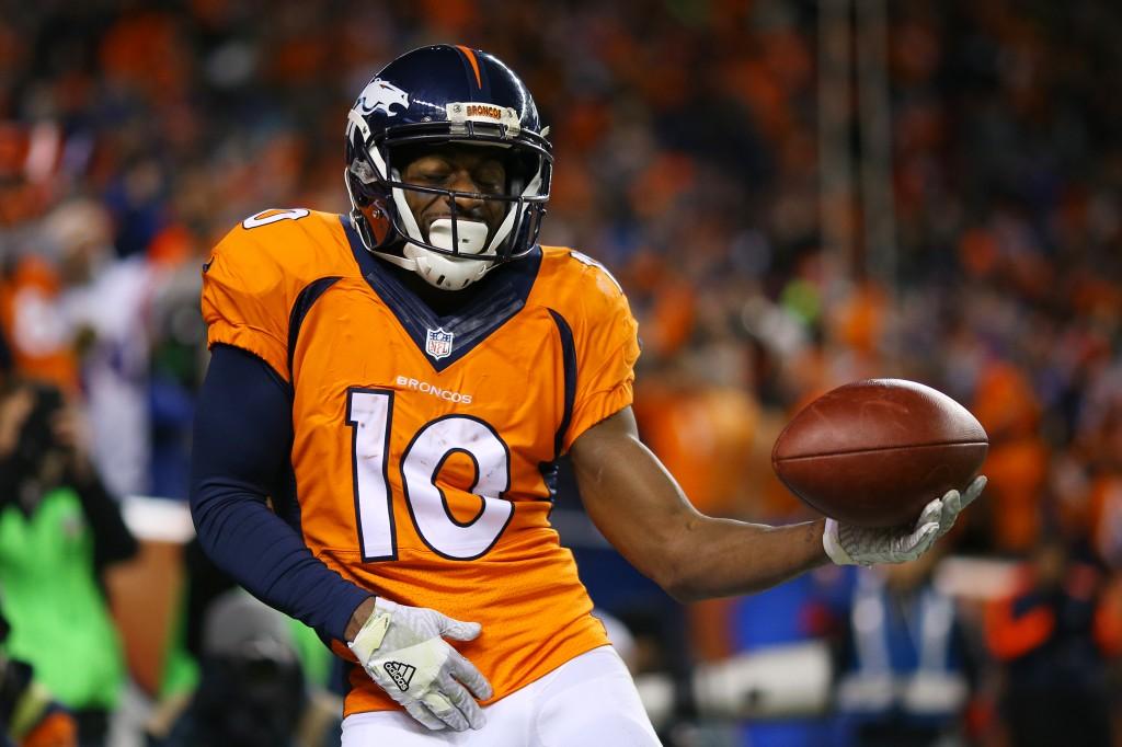 Broncos Taking Trade Calls For WR Emmanuel Sanders