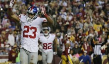 BREAKING: Giants Also Release RB Rashad Jennings