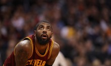 Cleveland Cavaliers PG Kyrie Irving is a Flat-Earth Truther & Explains Why