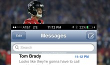 Matt Ryan's Text Messages Revealed After Losing Super Bowl 51 (PIC)