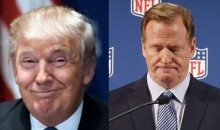 "President Donald Trump On Roger Goodell: ""He's A Dope, Weak & Stupid Guy"""