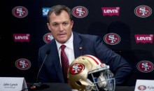 "John Lynch's 9-Year-Old Daughter Says ""49ers Are Horrible,"" Cried When He Took GM Job"