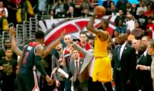 LeBron James' Game-Tying Three Is Even More Amazing in Slow Motion (Video)