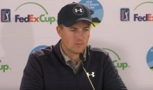Jordan Spieth Thinks That Professional Autograph Seekers Can Go to Hell (Video)