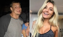 Looks Like Gronk's New Girl Is a Smoking Hot Blonde DJ (PICS)