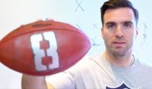 Did You Know Joe Flacco Is the Most Attractive Player in the NFL? Because He Is! (Graphic)