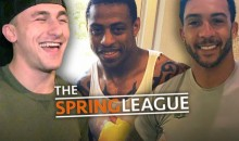 Johnny Manziel, Greg Hardy, and Other Terrible Human Beings Invited to the New Spring Football League