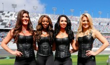 Lots of NASCAR Fans Were Upset About the Monster Energy Girls' Skimpy Outfits (Pics)