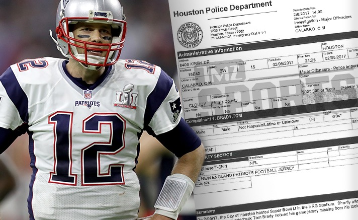 Could Tom Brady's Missing Jersey Really Be Worth $500,000? | Total ...