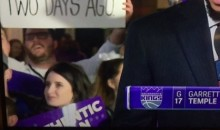 Kings Fan Returns From All-Star Break with Savage Sign for Vlade Divac (Pic)