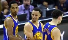 Shaun Livingston Says People Call The Warriors Soft Because They Have 'Light-Skinned Guys' (Video)