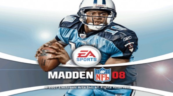 Vince Young Madden