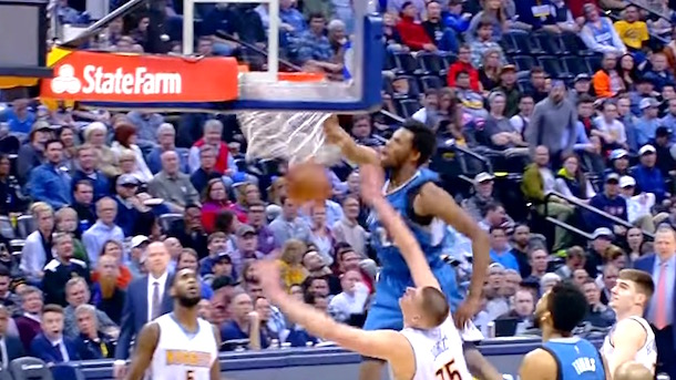 Too much Andrew Wiggins for Nuggets in loss to Timberwolves