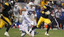 Antonio Brown Tweets Hilarious Farewell to Colts Punter Pat McAfee (Video)