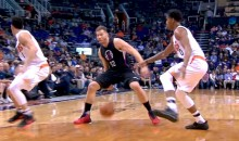 Blake Griffin with the Sick Between-the-Legs Bounce Pass to J.J. Reddick (Video)