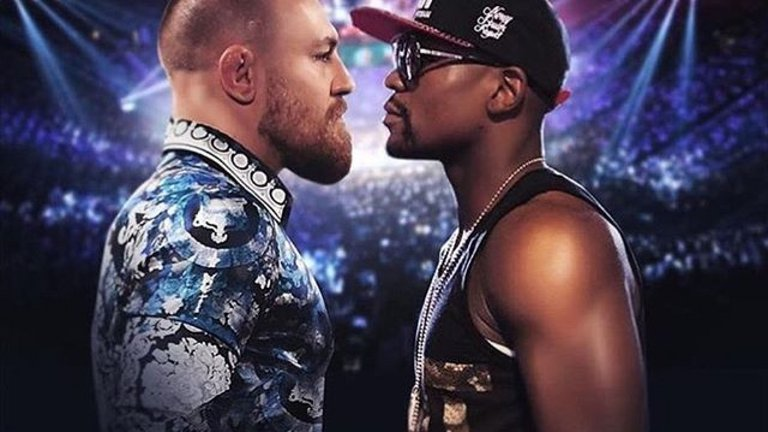 Image result for conor mcgregor floyd mayweather