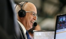 Dallas Stars Announcer Gets Back in the Booth Despite Fighting Cancer