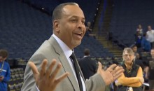 Dell Curry Proves that Draining Shots from Way Downtown Runs in the Family (Video)