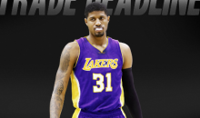 "Report: Lakers Are ""In The Process of Trying To Land"" Paul George"