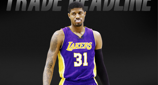 Pacers gauging trade market for Paul George