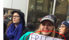 Female Fan At Patriots Super Bowl Parade Offers Julian Edelman Some Kinky Services (PIC)