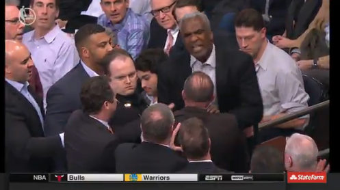 Former Knicks star Charles Oakley arrested, charged following altercation at MSG