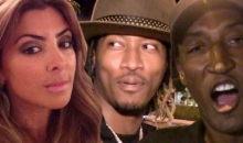 Future Raps on 'Rent Money' About Cheating With Larsa Pippen After Scottie Takes Her Back