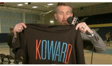OKC Thunder Fans Will Wear 'Koward' Shirts for Kevin Durant's Return (Video)