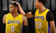 Rumor: Westbrook & Anthony Davis Could Possibly End Up On The Lakers Together