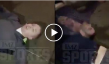 Darrelle Revis Fight Aftermath Footage Released; 2 Guys Knocked Out Cold (Video)