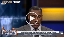 Shannon Sharpe on Shaq & JaVale: 'We as Black People Have Crab in The Bucket Syndrome' (Video)