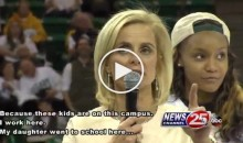 Baylor's Kim Mulkey: Knock People 'Right In The Face' If They Suggest Not Sending Their Daughters To Baylor (Video)