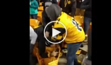 Pittsburgh Penguins Fans Fight With Each Other During Game vs. Flyers (Video)