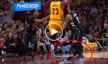 Michael Beasley Leaves Game After Terrible-Looking Knee Injury (Video)