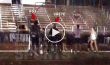 Robert Griffin III Restrained In Altercation At FSU Track After Accidental Bump (VIDEO)