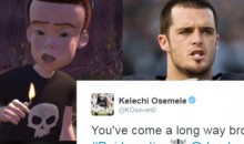 Oakland Raiders Players Are Roasting Each Other Over Their Celebrity Look-Alikes & It's Hilarious (PICS)