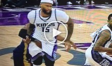 Buddy Hield Ejected For Grabbing DeMarcus Cousins' Balls During Game (Video)