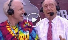 Bill Walton Gets His Mic Cut After He Calls ESPN Producer 'Dr. Slave Driver' Live On-Air (Video)