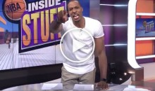 Dwight Howard Nails Charles Barkley, Shaquille O'Neal Impressions (Video)