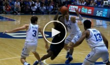 Grayson Allen Called For Yet Another Tripping Foul (Video)