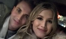 Genie Bouchard Honors Super Bowl Bet, Takes Twitter Guy to Brooklyn Nets Game (Videos)