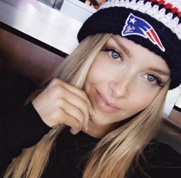 Camille Kostek And Rob Gronkowski 2017: Woman Claiming To Be Gronk's Girlfriend Is Not His