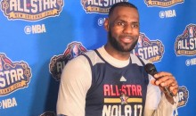 LeBron James: If Kyrie Decides The Earth is Flat, 'That's OK.' (Video)