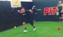 Mike Trout Has a Pretty Intense Offseason Workout Routine (Video)