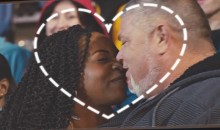 "Ad Council Used Pro Bowl Kiss Cam to Make Powerful PSA for ""Love Has No Labels"" Campaign (Video)"