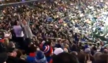 "Awesome Fans Chant ""Charles Oakley"" and ""Free Oaklay"" at New York Rangers Game (Videos)"
