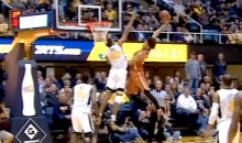 Texas Forward Jarrett Allen Humiliates West Virginia Defender with Thunderous Dunk (Video)